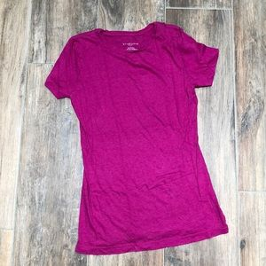 Maternity short sleeve shirt